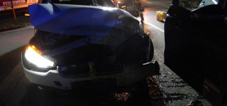 17.12.2019 Verkehrsunfall – Aufräumarbeiten
